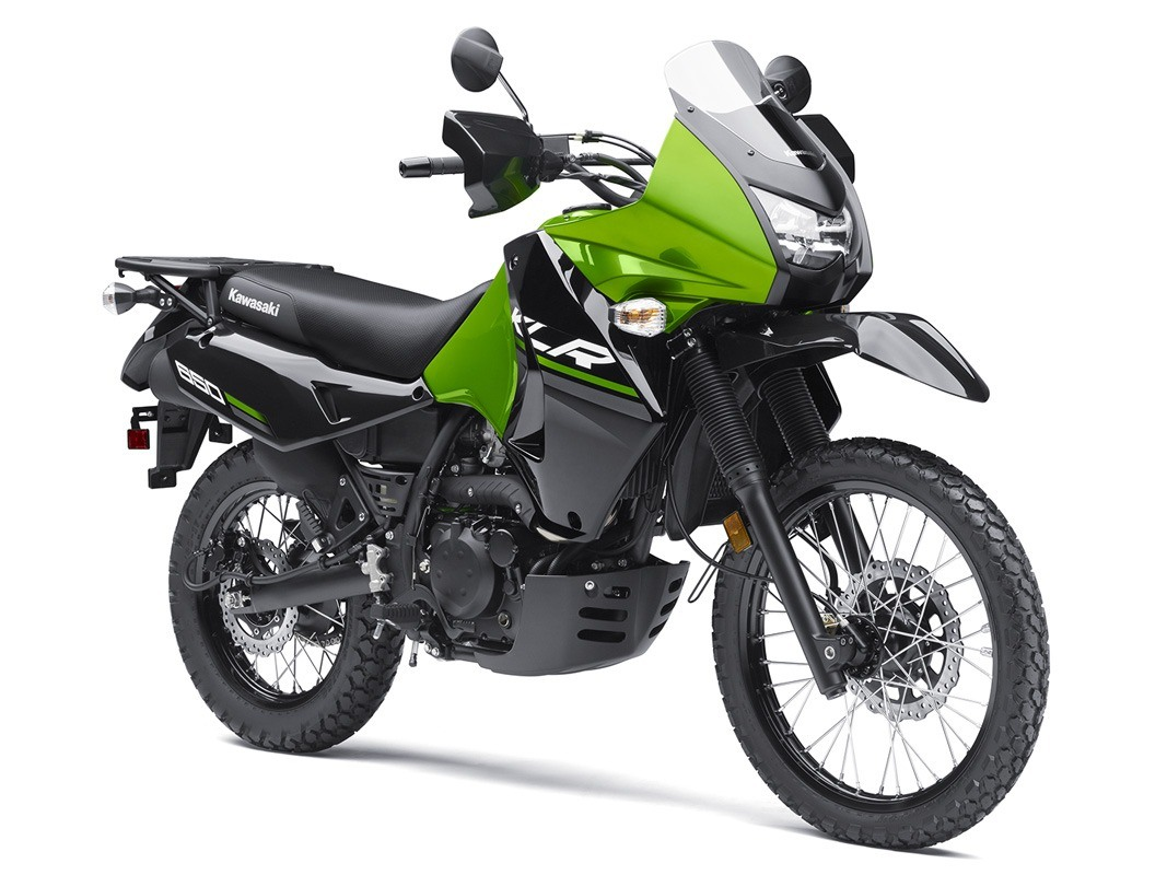 2016 Kawasaki KLR 650 in San Francisco, California - Photo 2