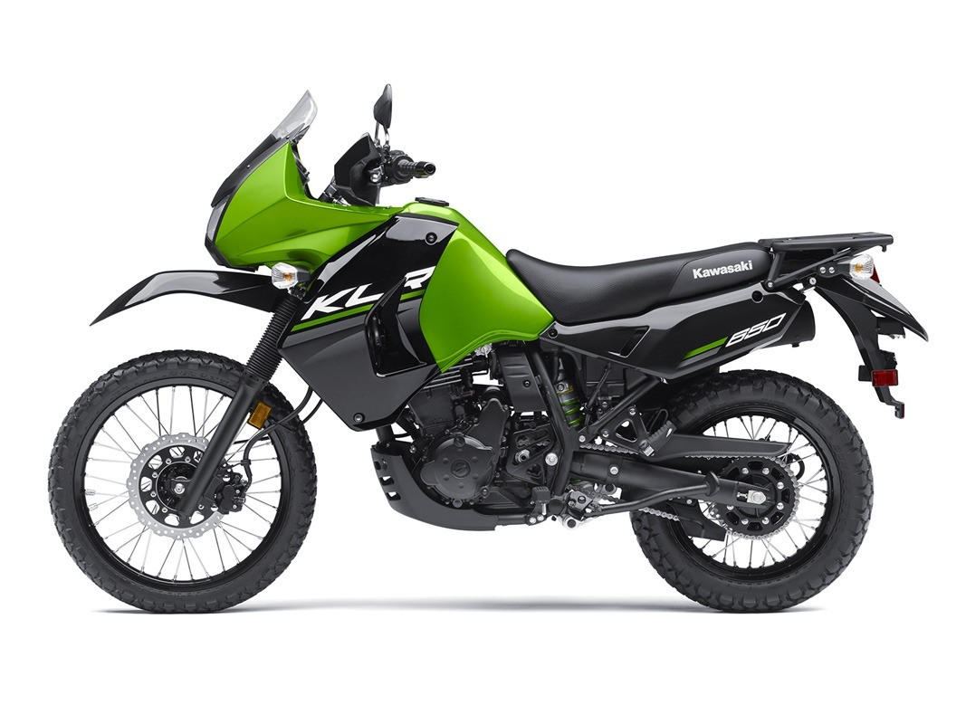 2016 Kawasaki KLR 650 in North Reading, Massachusetts