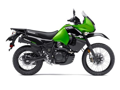 2016 Kawasaki KLR 650 in Cedar Falls, Iowa - Photo 1