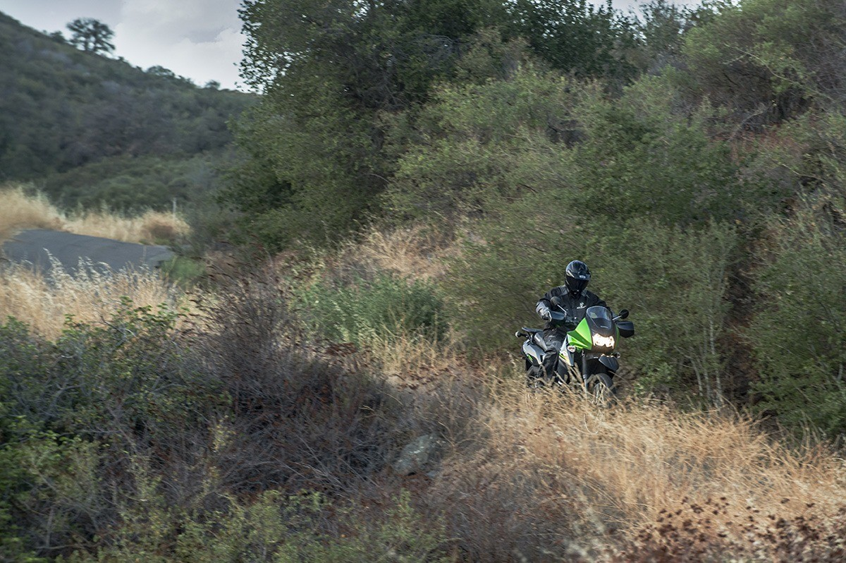 2016 Kawasaki KLR 650 in San Francisco, California - Photo 11