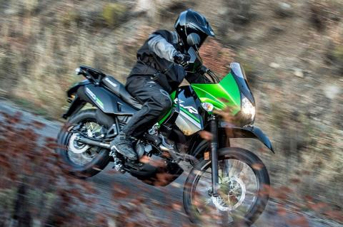2016 Kawasaki KLR 650 in Johnson City, Tennessee