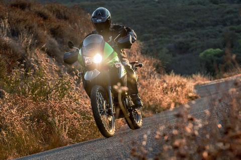 2016 Kawasaki KLR 650 in San Francisco, California - Photo 14