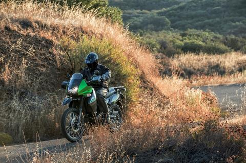 2016 Kawasaki KLR 650 in San Francisco, California - Photo 16