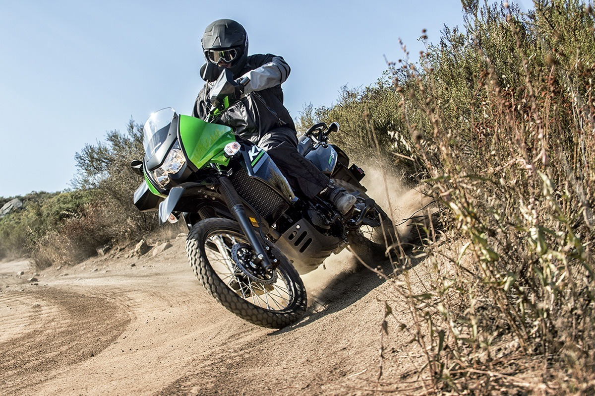 2016 Kawasaki KLR 650 in Gonzales, Louisiana