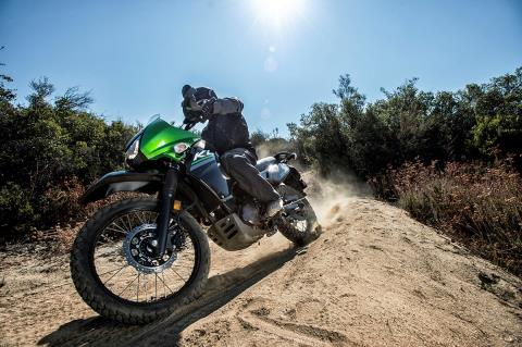 2016 Kawasaki KLR 650 in North Reading, Massachusetts - Photo 19
