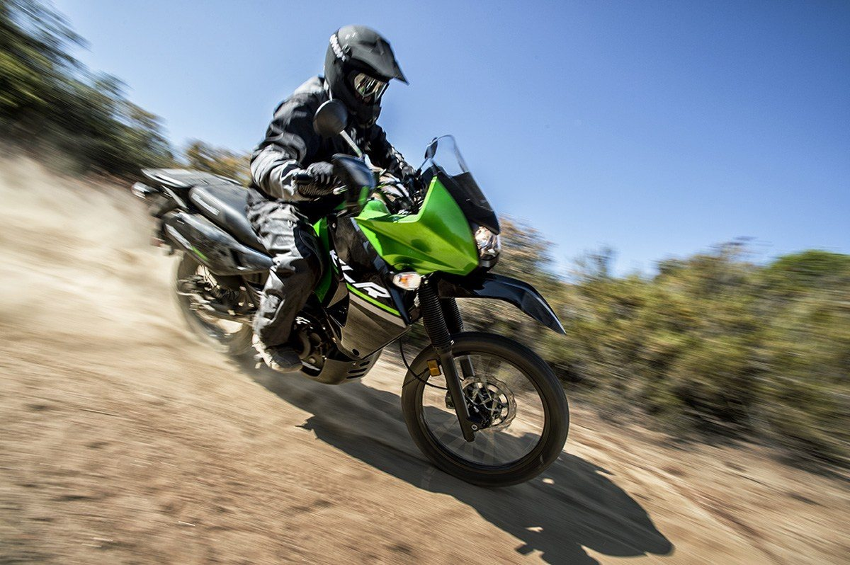 2016 Kawasaki KLR 650 in Nevada, Iowa