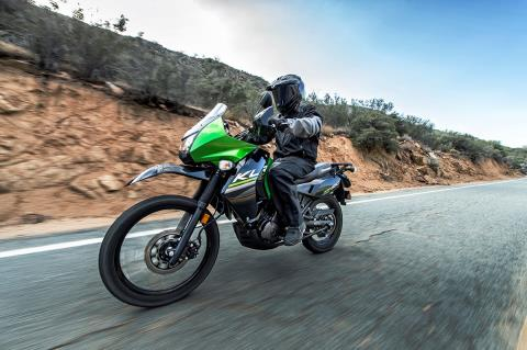 2016 Kawasaki KLR 650 in San Francisco, California - Photo 4