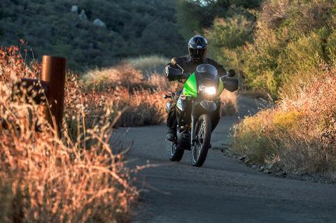 2016 Kawasaki KLR 650 in San Francisco, California - Photo 5