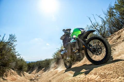 2016 Kawasaki KLR 650 in San Francisco, California - Photo 7