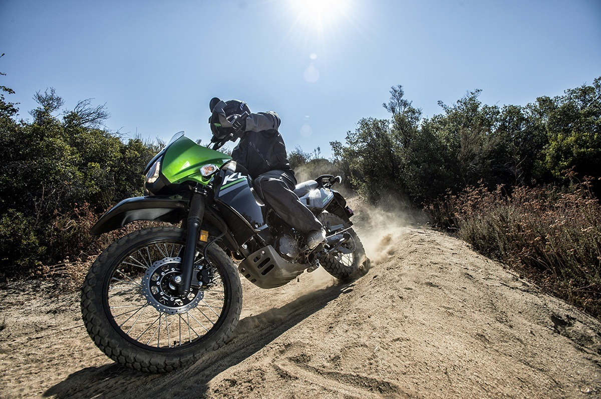2016 Kawasaki KLR 650 in San Francisco, California - Photo 8