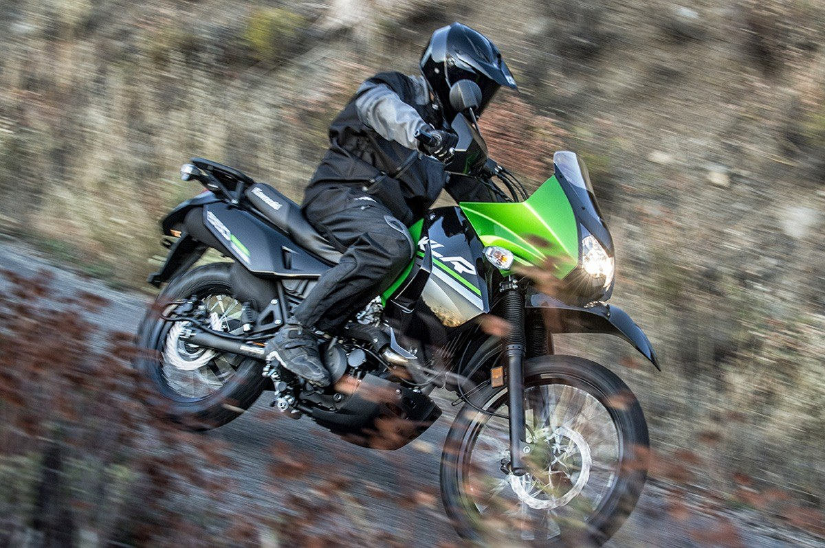 2016 Kawasaki KLR 650 in San Francisco, California - Photo 10