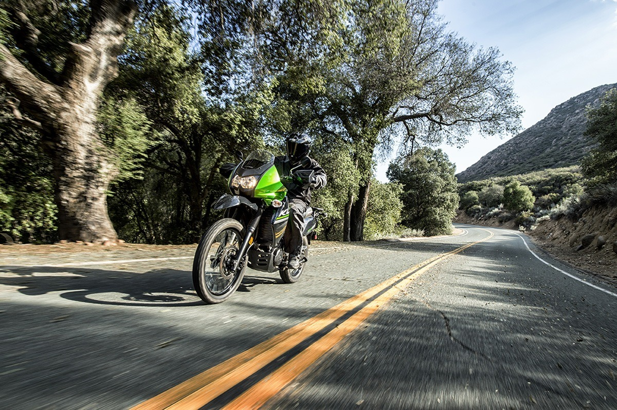 2016 Kawasaki KLR 650 in San Francisco, California - Photo 12