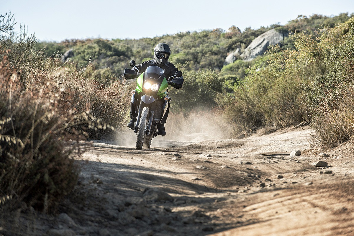 2016 Kawasaki KLR 650 in San Francisco, California - Photo 15