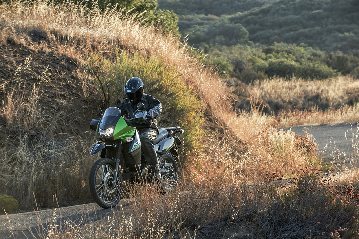2016 Kawasaki KLR 650 in Hicksville, New York