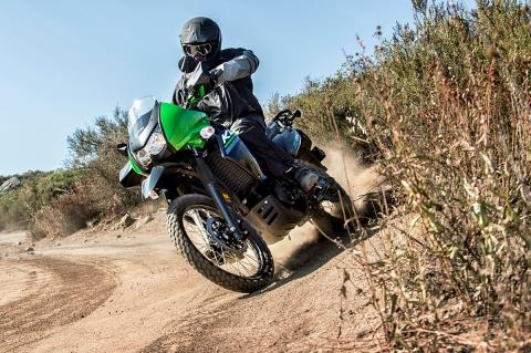 2016 Kawasaki KLR 650 in North Reading, Massachusetts - Photo 17