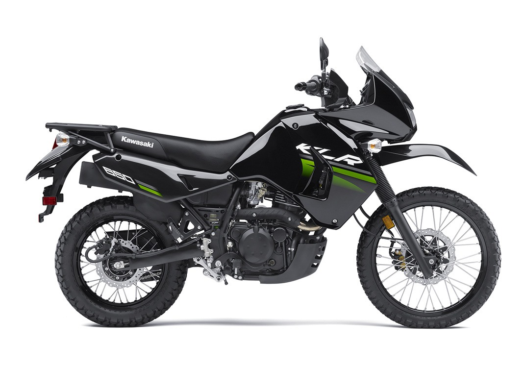 2016 Kawasaki KLR 650 in Fontana, California
