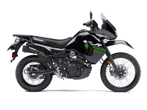 2016 Kawasaki KLR 650 in San Francisco, California - Photo 1