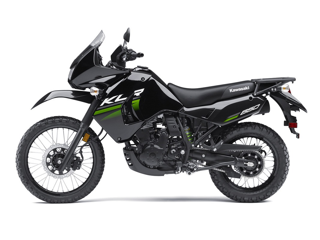 2016 Kawasaki KLR 650 in San Francisco, California - Photo 3