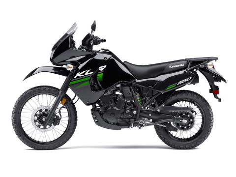 2016 Kawasaki KLR 650 in Winterset, Iowa