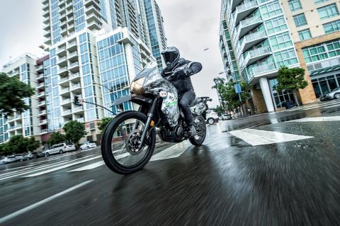 2016 Kawasaki KLR 650 Camo in San Francisco, California - Photo 9