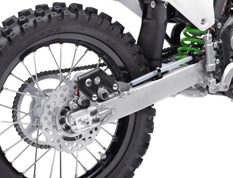 2016 Kawasaki KX100 in North Reading, Massachusetts - Photo 4