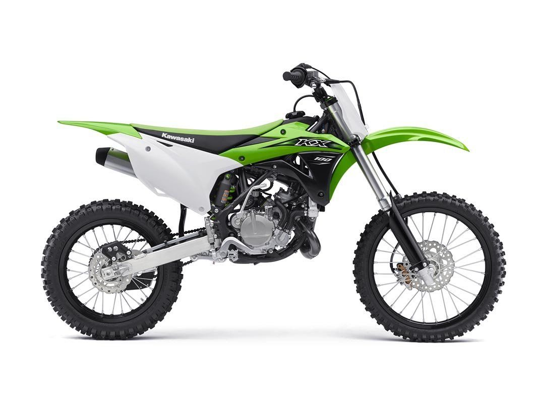 2016 Kawasaki KX100 in Geneva, Ohio - Photo 1