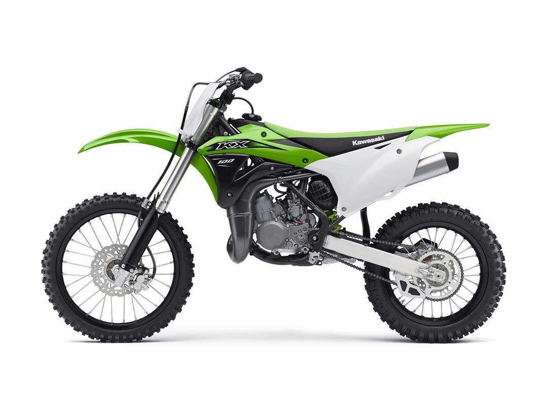 2016 Kawasaki KX100 in North Reading, Massachusetts - Photo 3