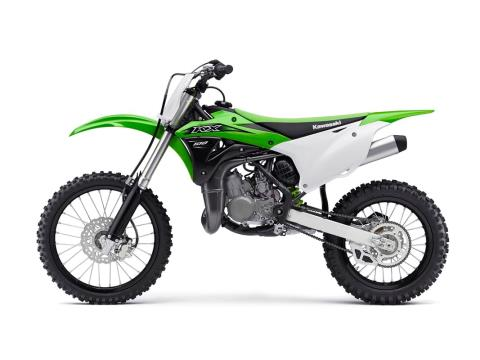 2016 Kawasaki KX100 in Geneva, Ohio - Photo 3