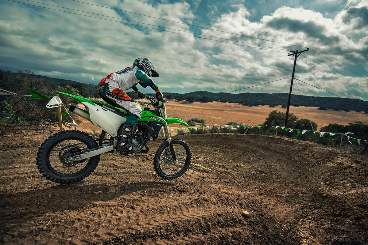 2016 Kawasaki KX100 in Decorah, Iowa