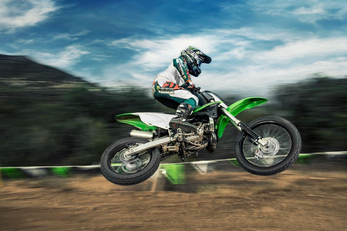 2016 Kawasaki KX100 in North Reading, Massachusetts - Photo 13