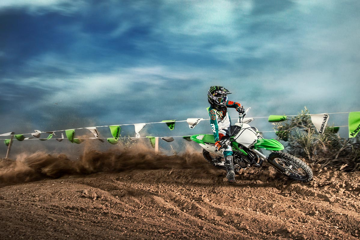 2016 Kawasaki KX100 in North Reading, Massachusetts - Photo 14