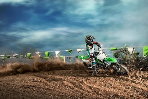 2016 Kawasaki KX100 in Bristol, Virginia