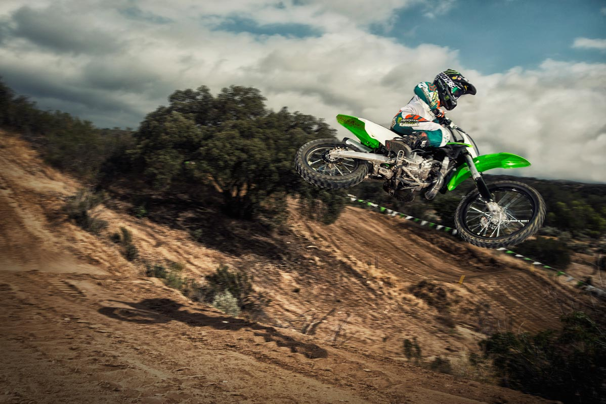 2016 Kawasaki KX100 in North Reading, Massachusetts - Photo 16
