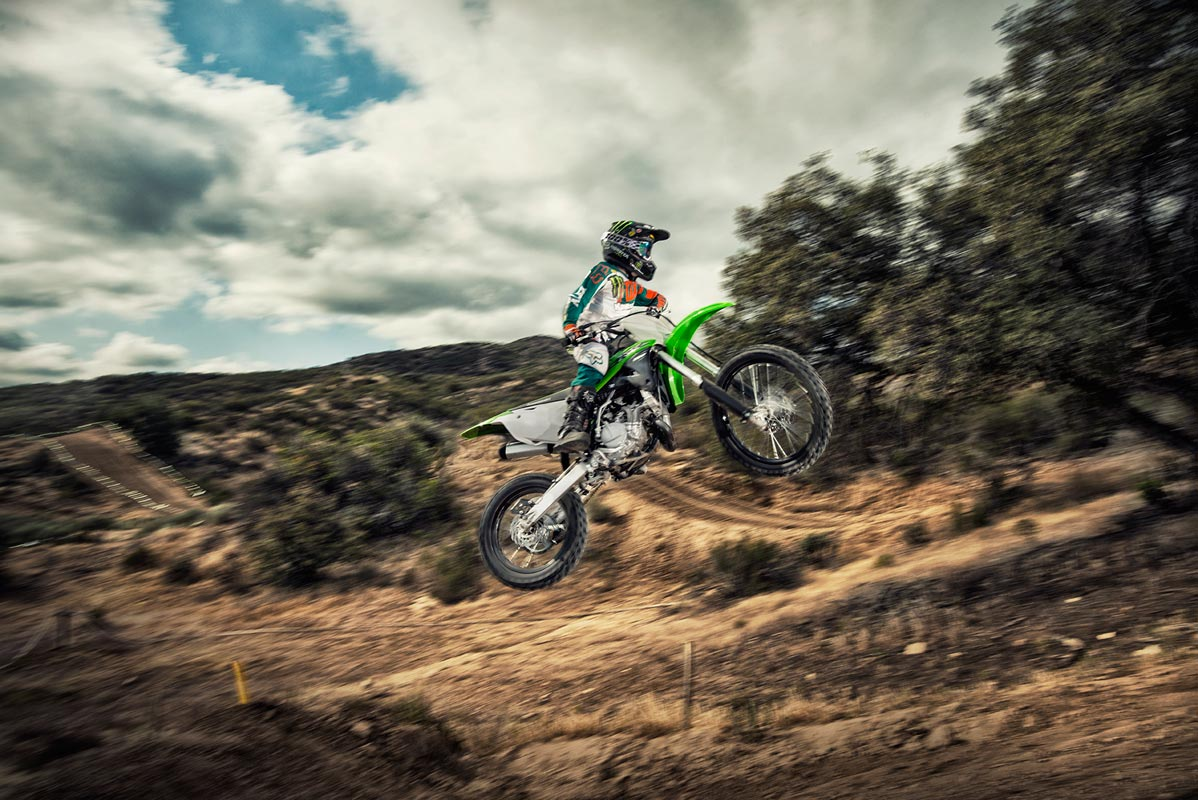 2016 Kawasaki KX100 in North Reading, Massachusetts - Photo 17
