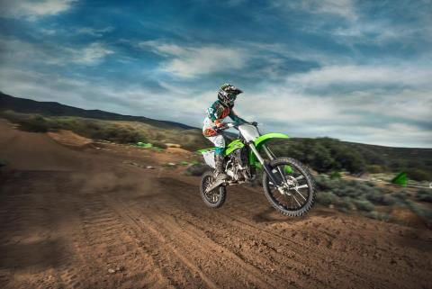 2016 Kawasaki KX100 in North Reading, Massachusetts - Photo 18