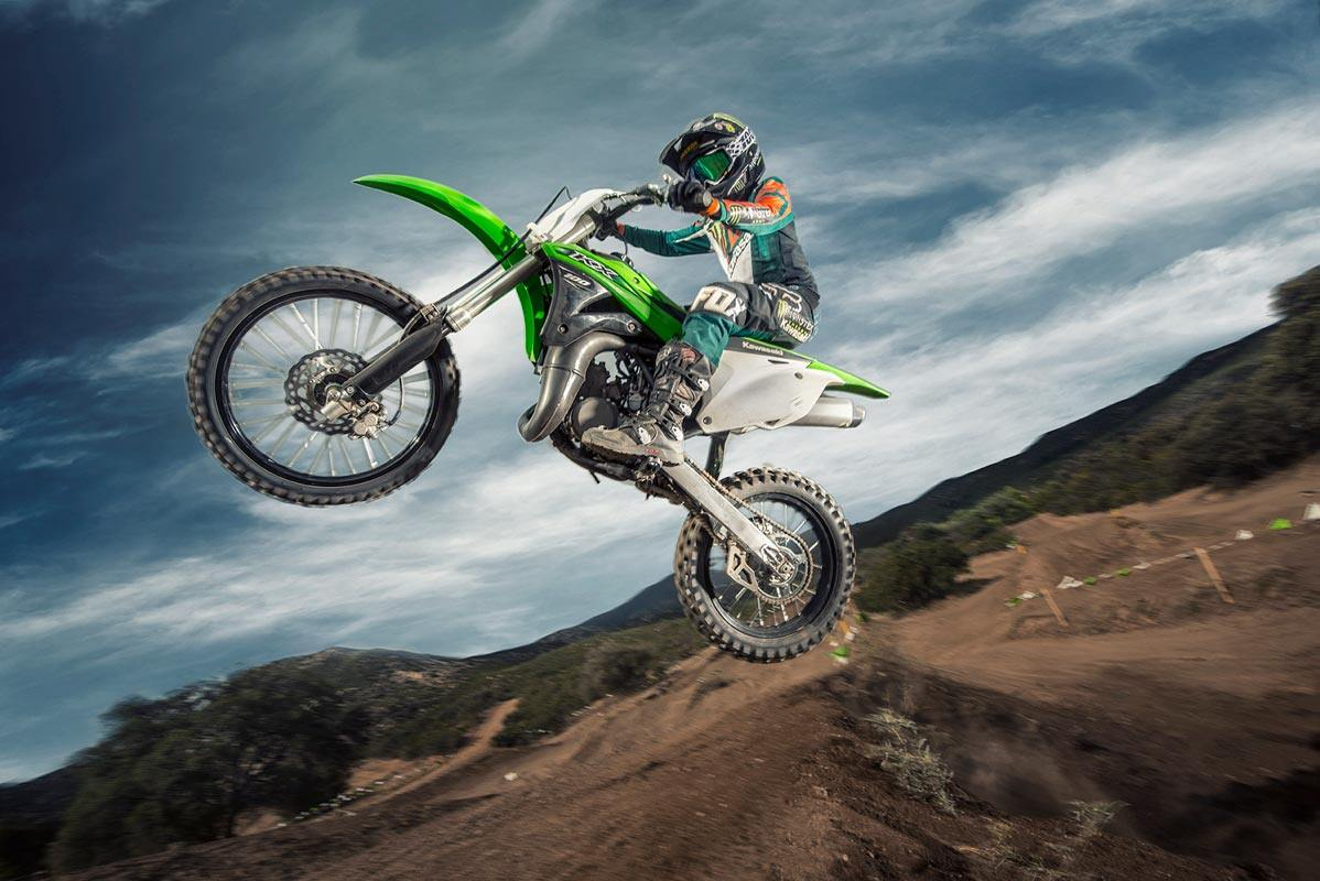 2016 Kawasaki KX100 in North Reading, Massachusetts - Photo 19