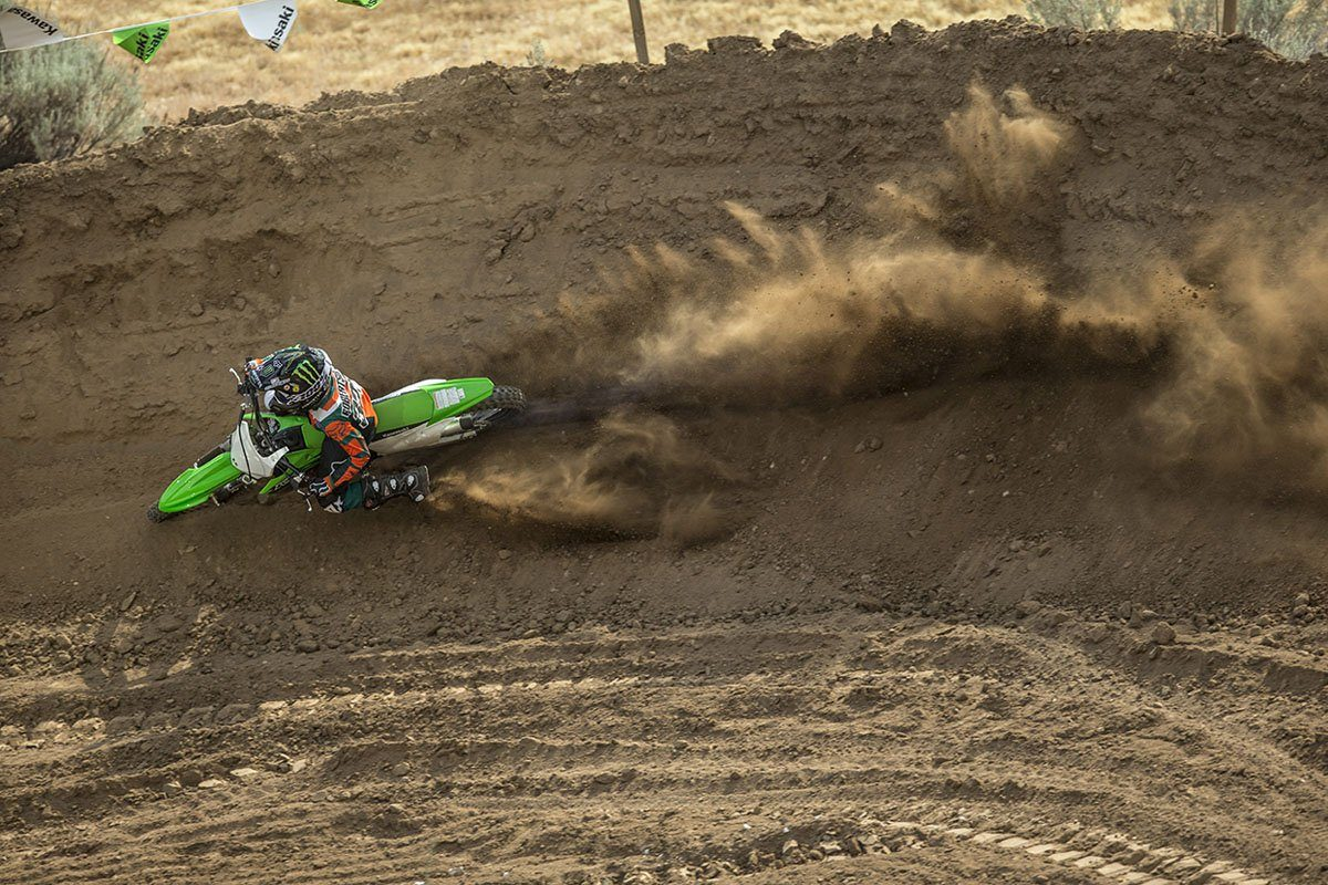 2016 Kawasaki KX100 in North Reading, Massachusetts - Photo 20