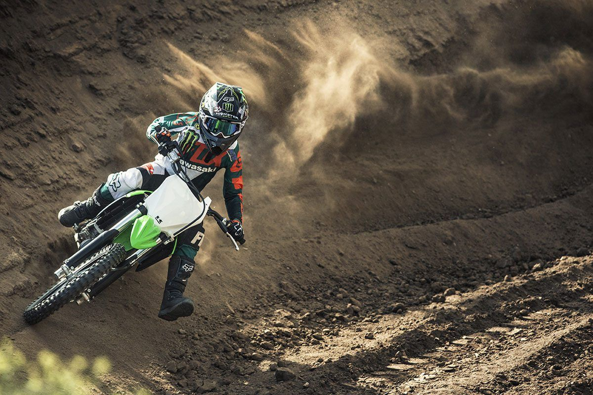 2016 Kawasaki KX100 in North Reading, Massachusetts - Photo 21