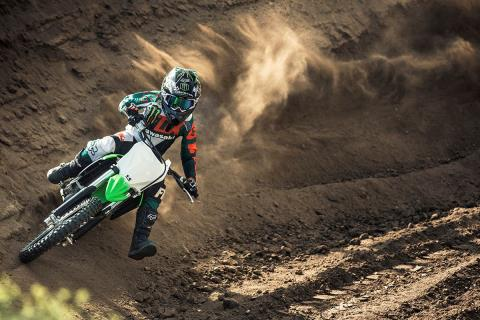 2016 Kawasaki KX100 in Sacramento, California
