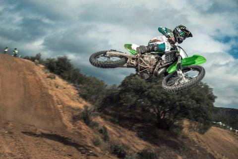2016 Kawasaki KX100 in North Reading, Massachusetts - Photo 22