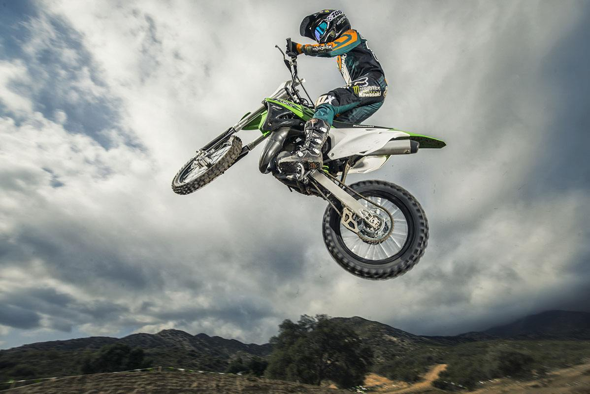 2016 Kawasaki KX100 in Johnson City, Tennessee