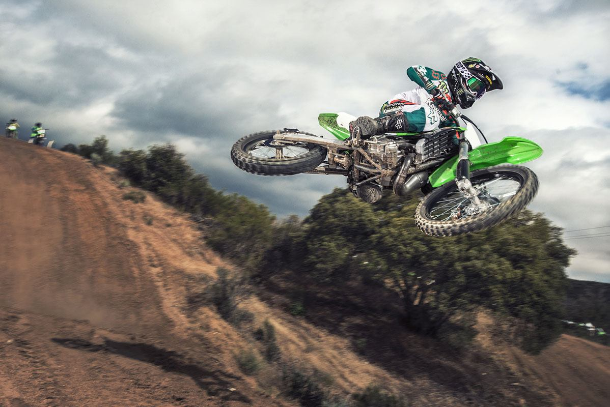 2016 Kawasaki KX100 in North Reading, Massachusetts - Photo 25