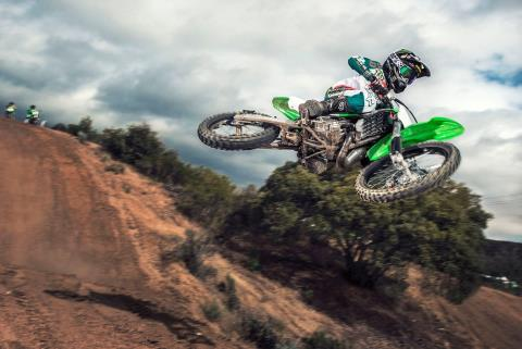 2016 Kawasaki KX100 in Cedar Falls, Iowa - Photo 25