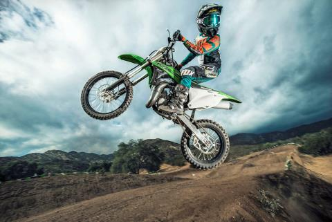2016 Kawasaki KX100 in North Reading, Massachusetts - Photo 28