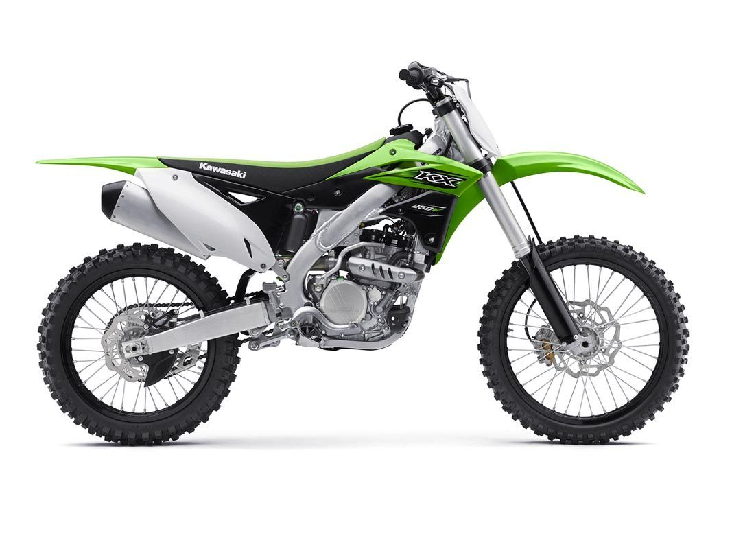 2016 Kawasaki KX250F in Cedar Falls, Iowa - Photo 1