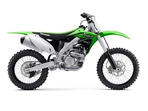2016 Kawasaki KX250F in South Paris, Maine