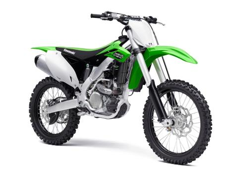 2016 Kawasaki KX250F in Cedar Falls, Iowa - Photo 3
