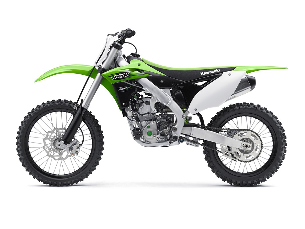 2016 Kawasaki KX250F in Cedar Falls, Iowa - Photo 2