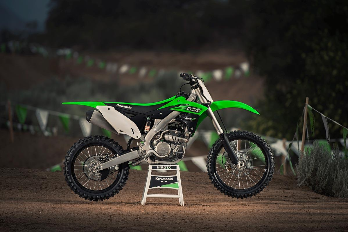 2016 Kawasaki KX250F in Cedar Falls, Iowa - Photo 14
