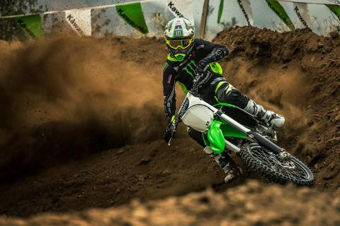 2016 Kawasaki KX250F in Kingsport, Tennessee